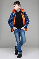 Демисезонная куртка на мальчика Дени