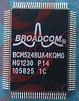 Ehternet трансивер Broadcom BCM5248UA4KQMG QFP