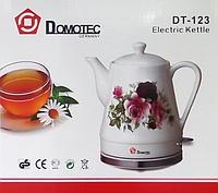 Керамический Электрочайник DT 123 am