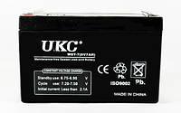 Аккумуляторная Батарея UKC 6 V 7 А