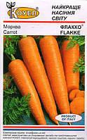Семена Морковь Флакке 10г, пакет-гигант, Коуэл годен до 08.2020 г.