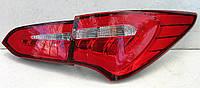 Hyundai Santa Fe 3 оптика LED задняя светодиодная альтернативная красная