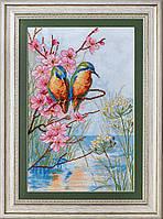 """Набор для вышивания """"Пара птиц (Bird couple)"""" EXPRESSIONS"""