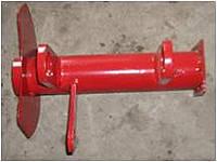 Трубка на великий шків 1.65 м косарки роторної Wirax