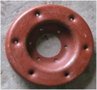 Тарелка опорная малая на косилку роторную Wirax