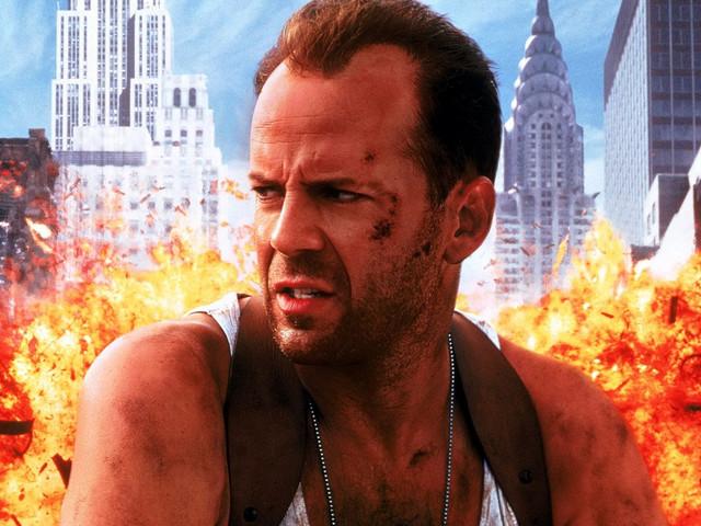 Футболки Крепкий орешек Die Hard