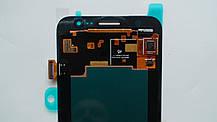 Дисплей с сенсором Samsung J500 Galaxy J5 Black оригинал, GH97-17667B, фото 3