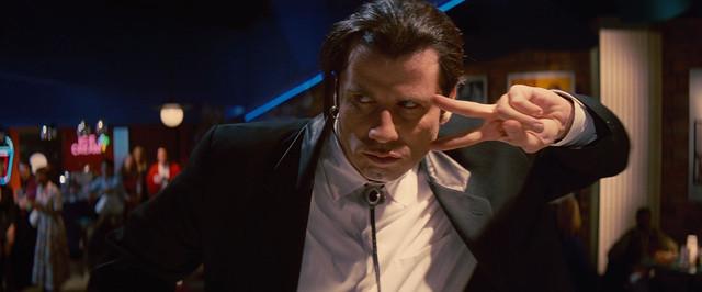Кружка Криминальное чтиво Pulp Fiction