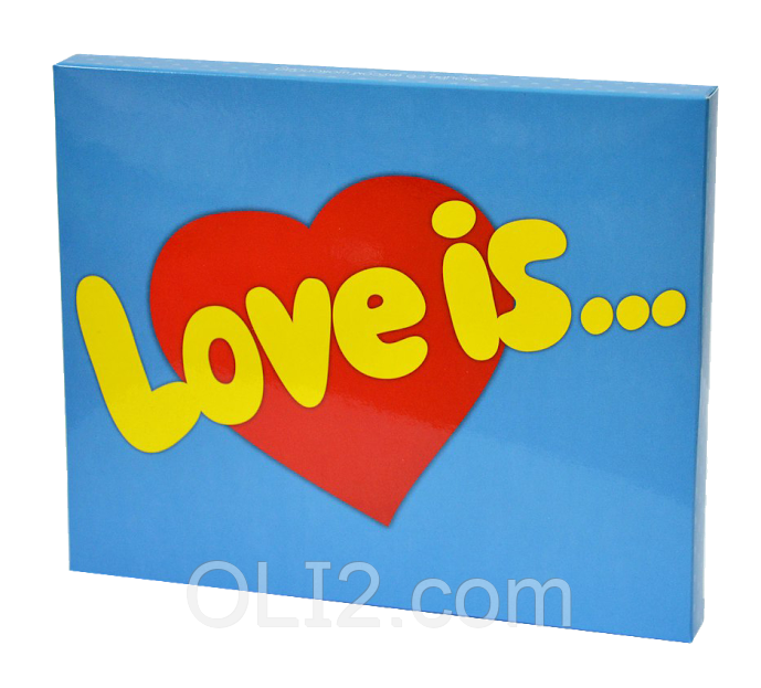 """Шоколадный набор """"LOVE IS"""""""