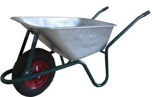 Werk WB0851 Строительная тачка, грузоподъемность 160 кг
