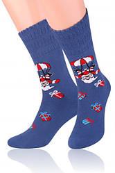 Мужские новогодние носки Різдвяні та новорічні