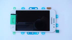 Дисплей с сенсором Samsung J110 Galaxy J1 White оригинал, GH97-17843A