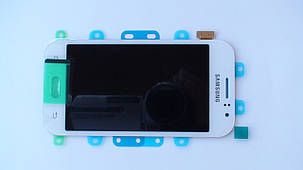 Дисплей з сенсором Samsung моделі j110 Galaxy J1 White оригінал, GH97-17843A, фото 2