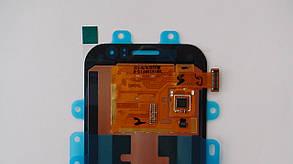 Дисплей з сенсором Samsung моделі j110 Galaxy J1 White оригінал, GH97-17843A, фото 3