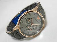 Мужские часы Emporio Armani цвет корпуса золото, класс ААА