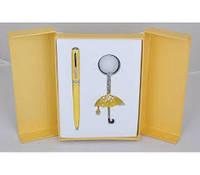 Набор подарочный LANGRES Umbrella (ручка шариковая и брелок), LS.122022-08