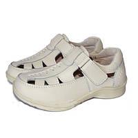 Летние туфли для мальчиков