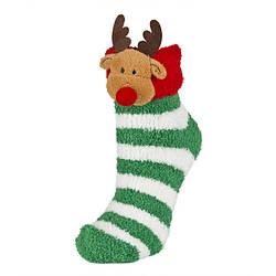 Новогодние носки женские