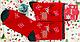 Мужские рождественские новогодние носки с оленями , фото 2