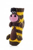 Женские детские носки ATTRACTIVE  3 D игрушка  Олень