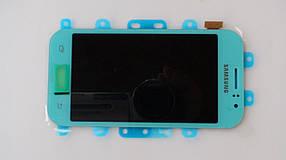 Дисплей с сенсором Samsung J110 Galaxy J1 Blue оригинал, GH97-17843C