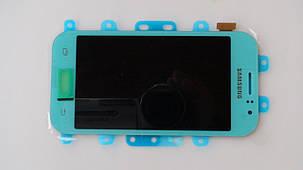 Дисплей с сенсором Samsung J110 Galaxy J1 Blue оригинал, GH97-17843C, фото 2