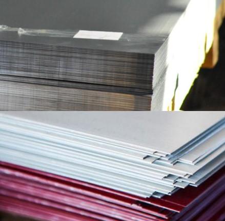 Лист оцинкованный, Лист с полимерным покрытием