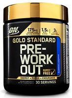Optimum Gold Standard Pre-Workout 300g, фото 1
