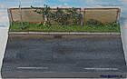 Подставка диарама миниатюра Летняя жара в городе, масштаб 1:43, фото 3