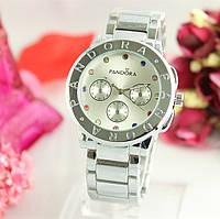 Часы пандора crystal серые