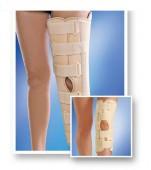Тутор на коленный сустав  с усиленной фиксацией (6112), Медтекстиль