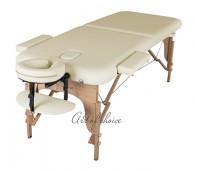 Массажный стол MIA складывающийся, деревянный
