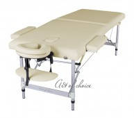 Массажный стол DIO складывающийся, алюминиевый