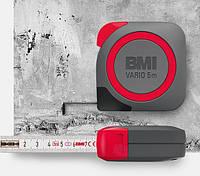 Рулетка измерительная 5 метров, 1 класс точности, BMI
