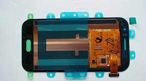 Дисплей с сенсором Samsung J110 Galaxy J1 Black оригинал, GH97-17843B, фото 2