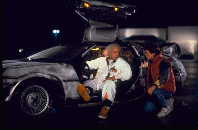 Кружка Назад в будущее Back to the Future