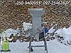 Профессиональный универсальный измельчитель для травы, стеблей, ботвы, свеклы, яблок  бу из Германии, 1500Вт
