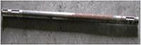 Вал длинный в раму 1.65 м косилки роторной Wirax