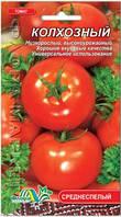 Семена Томат детерминантный Колхозный 0,3 грамма Флора Маркет
