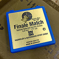 Коробка для пуль H&N Finale Match