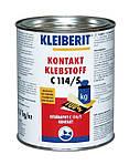Клейберит 114/5 контактный клей для шпонирования (банка 0,7 кг)