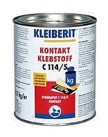 Клейберит 114/5 контактный клей многостороннего применения (банка 0.7 кг)