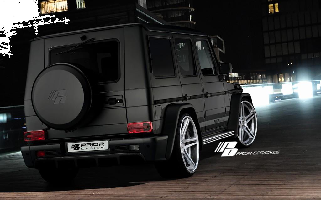 Проставки колесные 30мм Mercedes-Benz G-класс