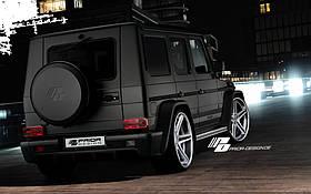 Проставки колесные 5х130  30мм Mercedes-Benz G-класс