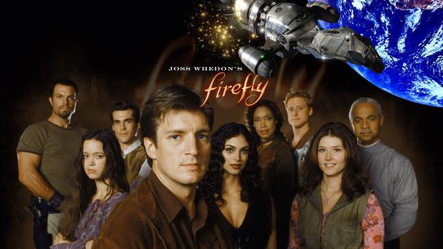 Футболка Светлячок Firefly