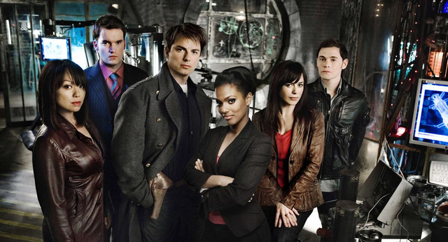 Футболки Торчвуд Torchwood
