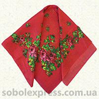 Платок многоцветный с люрексом