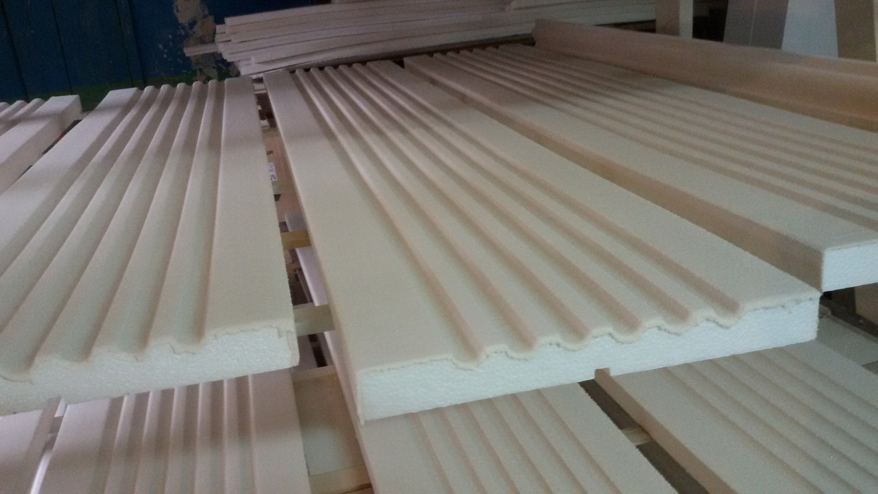 Пилястры фасадные, угловые, в/ш, мм: 450 / 50 / 2100 комплект колонны, фото 1