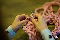 Мастер-классы по вязанию из толстой пряжи