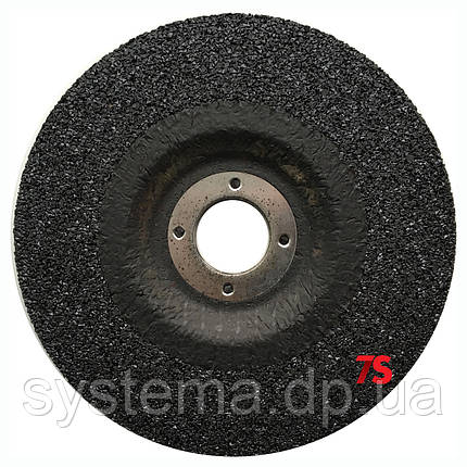 3M 51747 - Зачисной круг по металлу Silver T27, 115х22,23х7,0 мм, фото 2